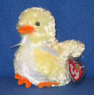 TY PEEPERS the CHICK BEANIE BABY - MINT with MINT TAG - BBOM