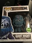 Funko Pop ECCC 2018 Spring Convention Exclusive Giant Wight Game of Thrones #60