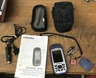 iFINDER Lowrance Handheld GPS Ice Fishing H2Oc Color H2O C Unit slot for maps