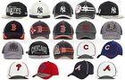 MLB BASEBALL HAT FLEX FIT NEW ERA STRETCH FITTED CAP ADJUSTABLE ALL SIZES