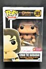 Funko Conan the Barbarian (Bloody) PX Exclusive POP Vinyl Figure #381 NEW Toys