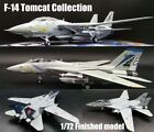 F-14 Tomcat fighter aircraft VFA-11 VFA-103 finished 1/72 Easy model plane
