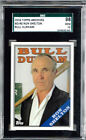 2016 Topps Archives Baseball Bull Durham Autographs and Insert Guide 18