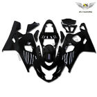 Injection Gloss Black Fairing Kit Fit for 2004 2005 Suzuki GSXR 600 750 ABS a03