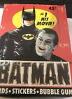 1989 Topps Batman Movie Trading Cards 4