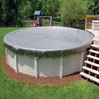 18 ft Round Above Ground Swimming Pool Winter Cover 16 Year Warranty