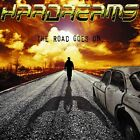 HARDREAMS - The Road Goes On / Perris Records / NEW CD