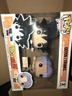 Funko Pop! Dragon Ball Z Goten and Trunks 2-Pack BoxLunch Exclusive