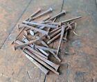 ANTIQUE SQUARE CUT STEEL NAILS  1.75