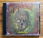 Repulsion ‎– Horrified CD 1989 Necrosis ORG Pressing GRINDCORE RARE OOP NM