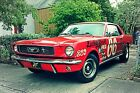 1966 Ford Mustang 1966 Ford Mustang Coupe 289