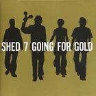 Shed 7 - Going For Gold (1999) CD Album: Greatest Hits / Best Of [Seven]