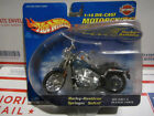 2000 HOT WHEELS 1:18 SCALE HARLEY DAVIDSON SPRINGER SOFTAIL MOTORCYCLE