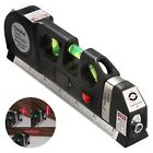 Multipurpose Laser Level laser Measure Line 8ft+ Measure Tape Ruler Metric Ruler
