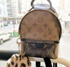 Brand New Authentic Louis Vuitton palm springs mini backpack