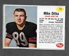 1962 Post Cereal #111 Mike Ditka Chicago Bears