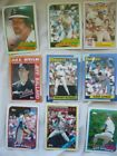 TOPPS 1989 BASEBALL CARDS Box of 150 Assorted Cards