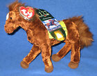 TY DERBY 132 the HORSE BEANIE BABY - KENTUCKY DERBY EXCLUSIVE w/extra TAG
