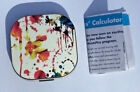 Weight Watchers Points Plus Calculator Handheld Floral Case larger buttons