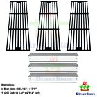 Replacement Chargriller Heat Plates Grill Burners Griller Parts BBQ Bars Grates