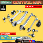 Control Arm Ball Joint Sway Bar Tie Rod Kit for BMW 525tds 525td 525i 530d 530i
