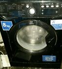 Black indesit 8kg washing machine good working order