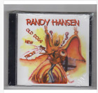 Randy Hansen, Old Dogs New Tricks - 2004. Brand New & Factory Sealed! RARE!