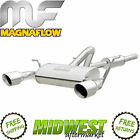 Magnaflow 2.5 Cat Back Dual Split Exhaust System For 2018 Jeep Wrangler JL 3.6L