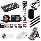 For Samsung Epic Touch 4G D710 Wallet Executive Pouch Case Combo