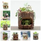 Cute Animals Resin Succulent Plant Flowerpot Bonsai Planter Pot Box Garden Decor
