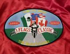 Vintage 1994 SCMA Mexico to Canada Motorcyle Race Made in USA Mens XXL Jacket