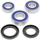 Kawasaki Ninja 500R EX500 1994-2009 Rear Wheel Bearings And Seals