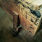 Antique Dough Trough Trencher VERY LARGE HAND MADE !! RECLAIMED WOOD ! BEAUTIFUL