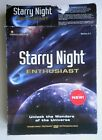 Starry Night Vintage Astronomy Software Version 50 for Windows XP Mac OS 9x