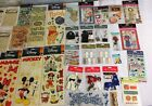 LOT New Scrapbooking Stickers Jolees Disney Stand Outs Etcetera Sandylion Provo
