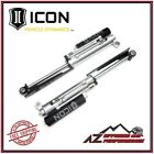 ICON 3.0 Series Rear Bypass Shock Kit 2017-up Ford F150 Raptor