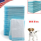 100PCS Dog Cat Puppy Pads Wee Pee Piddle Pad training Unique Bag Pet Supplies US