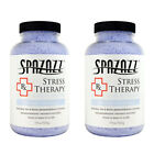 Spazazz Aromatherapy Spa and Bath Crystals Stress Therapy 2 Pack
