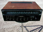 STA-78 STEREO RECEIVER with REVERB Realistic Genuine Walnut Veneer