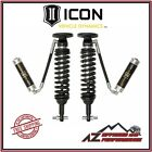 ICON Front Remote Reservoir Coil Over Shock Kit 2015-2018 Ford F150 4WD