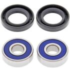 Suzuki RM80 1990-2001 Front Wheel Bearings And Seals