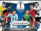 2018 PANINI PRIZM WORLD CUP SOCCER SEALED HOBBY BOX 24 PACKS 6 CARDS PER PACK