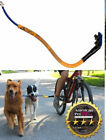 Tow Dog Leash Attachment Bike Scooter Wheelchair Trike Keeps Dog