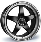 ALLOY WHEELS X 4 19 BLACK F7 FITS LAND RANGE ROVER BMW X1 X3 X4 X5 VW T5 T6
