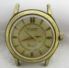 VINTAGE MENS BUCHERER AUTOMATIC WRISWATCH WATCH PARTS