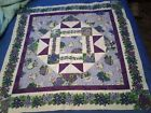 Beautifully Sewn and Pieced PATCHWORK Quilt Top Blocks