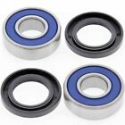 Suzuki DR650RS Euro 1992-1996 Front Wheel Bearings And Seals