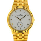 Blancpain Villeret 4795 Automatic Watch 18K Yellow Gold
