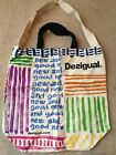 Desigual cotton bag