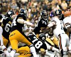 Pittsburgh Steelers Steel Curtain Multi AUTOGRAPHED 24x30 Photo PSA DNA RARE